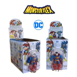 DC MONSTERFLEX SUPERHEROES Serie II